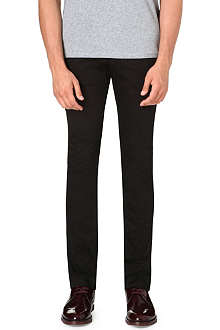 ACNE Satin chino trousers