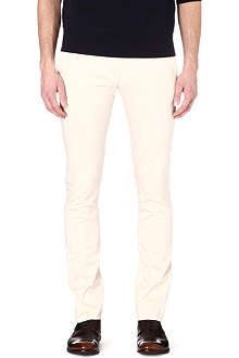 ACNE Max satin chinos