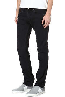 ACNE Max Used Cash slim-fit tapered jeans