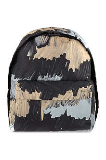 ACNE Olov Marker camouflage backpack