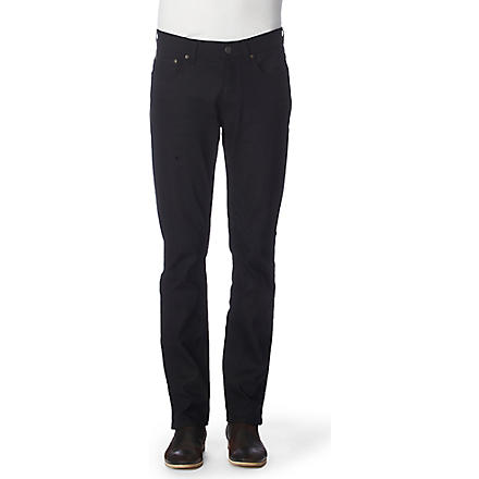 ACNE Roc Cash slim straight jeans (Black