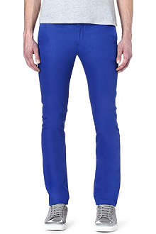 ACNE Roc twill tapered-fit trousers