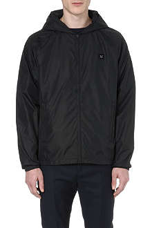 ACNE Wilfred Face hooded jacket