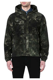 ACNE Wilfred camo windbreaker jacket