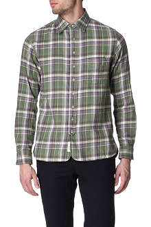 RAG & BONE Plaid flannel shirt