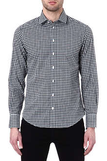 RAG & BONE Charles check shirt