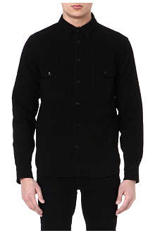 RAG & BONE Jack crinkled shirt