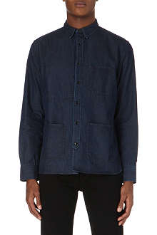 RAG & BONE Artisan denim shirt