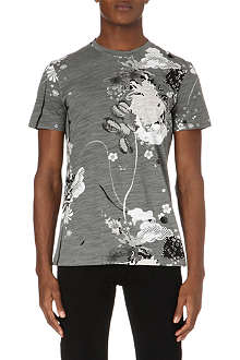 RAG & BONE Leo Hawaiian t-shirt