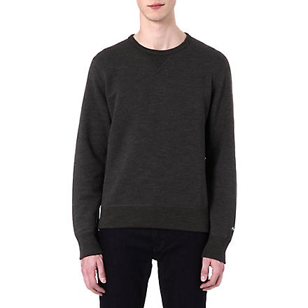RAG & BONE Jersey sweatshirt (Green