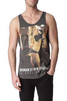 DEATH BY ZERO Bourbon St vest
