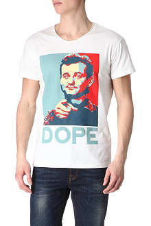 OFF THE CUFF Bill Murray Dope t-shirt