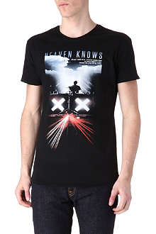 DEATH BY ZERO Heaven Knows t-shirt