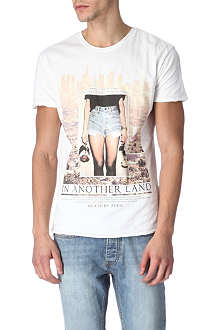 DEATH BY ZERO In Another Land t-shirt