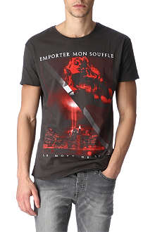 DEATH BY ZERO Mon Souffle t-shirt