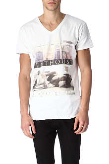 DEATH BY ZERO Penthouse t-shirt