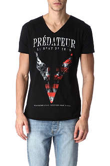 DEATH BY ZERO Predateur t-shirt