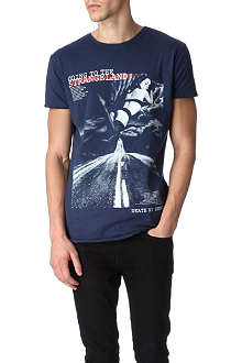 DEATH BY ZERO Strangeland t-shirt