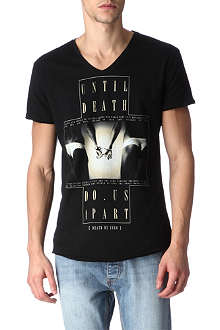DEATH BY ZERO Until Death t-shirt