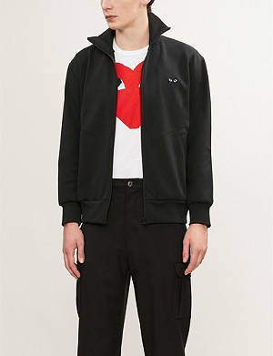 COMME DES GARCONS PLAY Play heart logo t–shirt