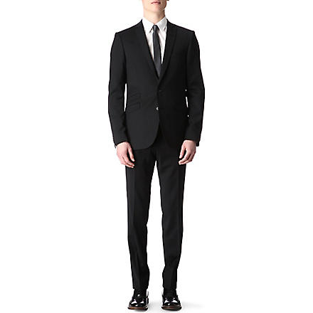 TIGER OF SWEDEN Nedvin slim-fit suit (Black