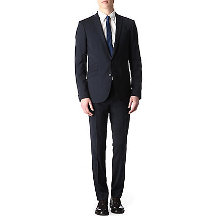 TIGER OF SWEDEN Nedvin slim-fit suit (Navy