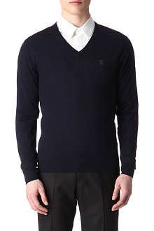 TIGER OF SWEDEN Merino wool jumper