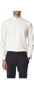 TIGER OF SWEDEN Groomsman slim fit single cuff shirt