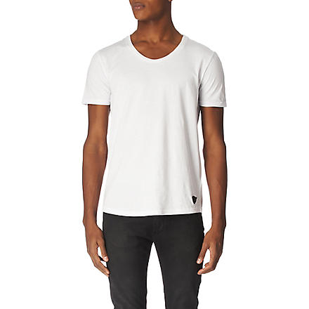 TIGER OF SWEDEN JEANS Locker t–shirt (White