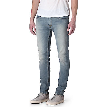 TIGER OF SWEDEN Pistolero slim-fit tapered jeans (Denim