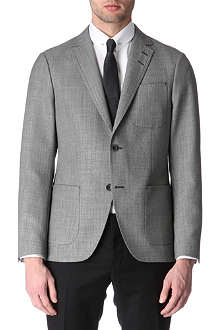 TIGER OF SWEDEN Thomson birdseye blazer