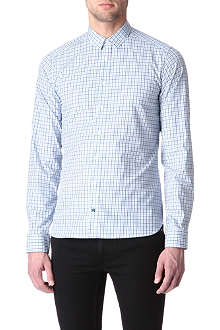 TIGER OF SWEDEN Gingham shirt