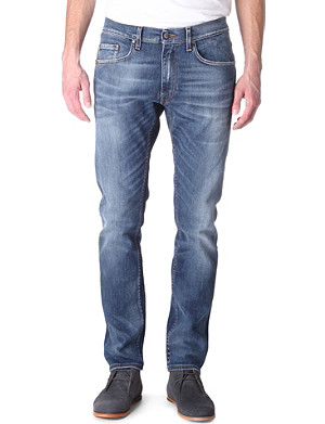 TIGER OF SWEDEN Pistolero slim-fit tapered jeans