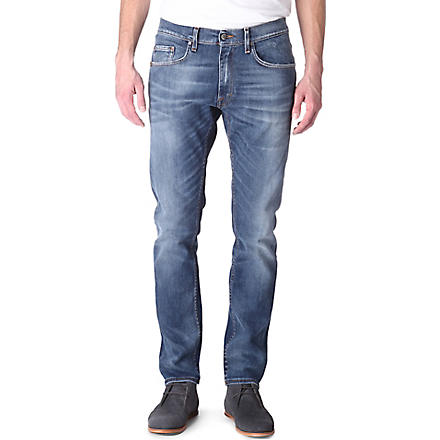 TIGER OF SWEDEN Pistolero slim-fit tapered jeans (Blue