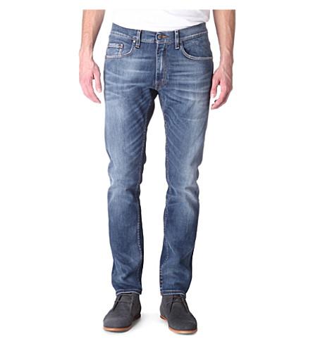 TIGER OF SWEDEN Pistolero slim-fit tapered jeans (Blue