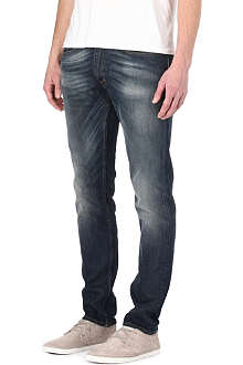 TIGER OF SWEDEN Pistolero regular-fit straight jeans