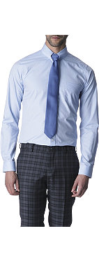 TIGER OF SWEDEN Bryce slim fit single cuff shirt