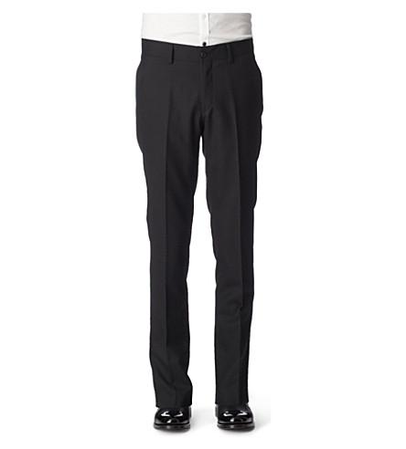 TIGER OF SWEDEN Herris trousers (Black