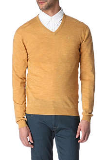 TIGER OF SWEDEN Maine wool jumper