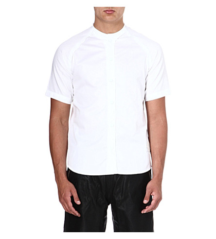 BLOOD BROTHER Baseball shirt (White