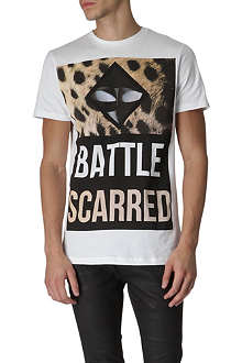 BLOOD BROTHER Battle Scarred t-shirt