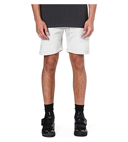 BLOOD BROTHER Dunk sweat shorts (Grey
