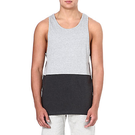 BLOOD BROTHER Figures vest (Grey/black