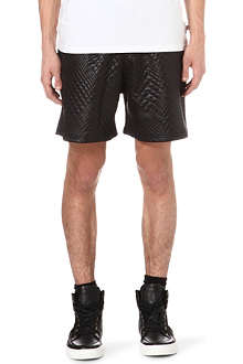 BLOOD BROTHER Gator shorts