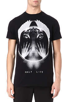 BLOOD BROTHER Half Life t-shirt