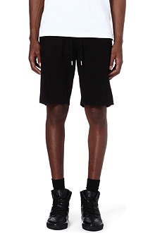 BLOOD BROTHER Drawstring shorts