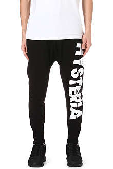 BLOOD BROTHER Hysteria tracksuit bottoms