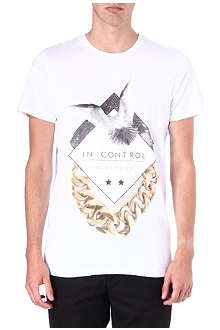 BLOOD BROTHER In Control t-shirt