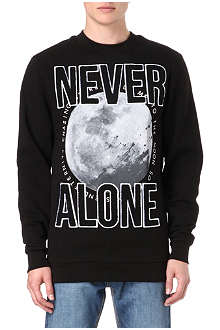 BLOOD BROTHER Moon sweatshirt