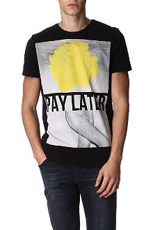 BLOOD BROTHER Pay Later t-shirt